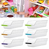 Best Dorm Fridge - VR SHOPEE Fridge Space Saver Food Storage Organiser Review