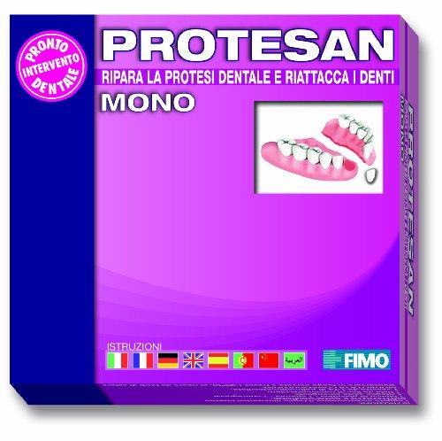confronta il prezzo Protesan Mono – Riparatore per dentiera spezzata, incrinata o che ha perso un dente