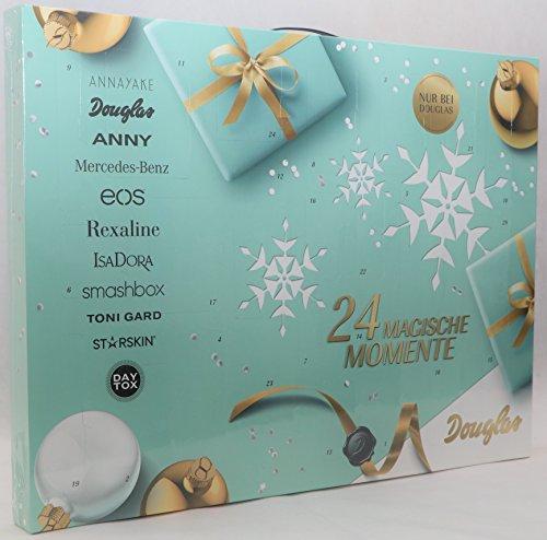 Douglas Damen Luxus Adventskalender 2016 Beauty Parfüm Kosmetik - Limitiert