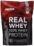 Prozis 100% Pure Real Whey Protein in Polvere 1kg - Integratore al Gusto Cioccolato e Nocciole Ricco di BCAA per Crescita e Recupero Muscolare Massimi - Ideale per Culturisti