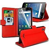 Acer Liquid z630 / Acer Liquid Z630S case ( Red ) Cover for