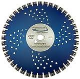 PRODIAMANT Profi Diamant-Trennscheibe Beton/Granit Laser 350 mm x 25,4 mm Diamanttrennscheibe 350mm