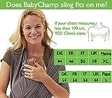 BabyChamp Babytragetuch - 7