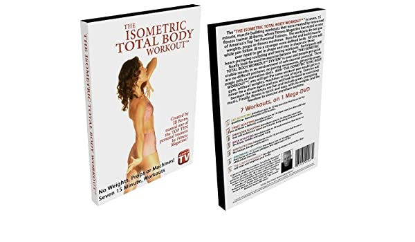 Urban Rebounder The Isometric Total Body Workout DVD: Amazon