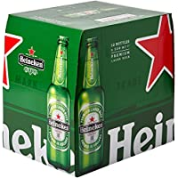 Heineken Premium Lager Beer Bottle (12 x 330ml)