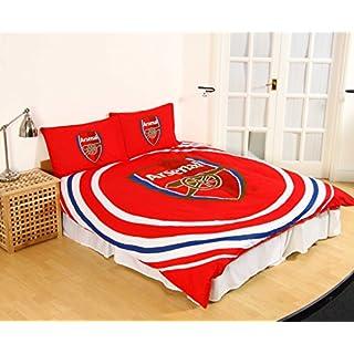 """Arsenal F.C. """"Pulse"""" wendbares Bettwäsche-Set für Doppelbett"""