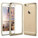 iphone 7 Plus / iphone 8 Plus Case, Walmark Twinkler Series Protective Case Ultra Thin Soft TPU Back Cover For Apple iphone 7 Plus / iphone 8 Plus_Champagne Gold