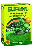 Euflor Moosvernichter mit Rasendünger 4 kg