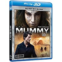 La Mummia (Blu-Ray 3D + Blu-Ray);The Mummy