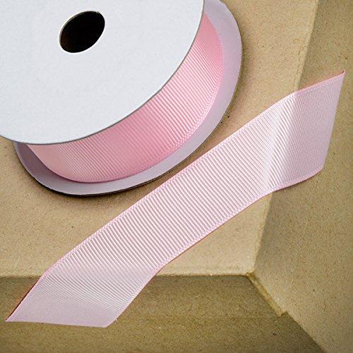 Club Green Ripsband, 38mm x 10m, pink