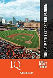Baltimore Orioles IQ: The Ultimate Test of True Fandom (English Edition)