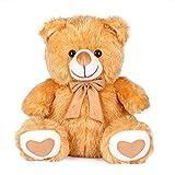 Ultra Angel Teddy, Brown (38cm)