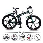 KVIONE-E9-26-Mountain-bike-per-bici-da-uomo-e-da-donna-pieghevole-con-sospensioni-e-cambio-a-21-velocit