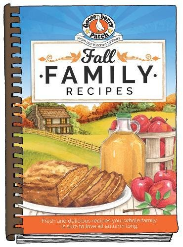 Fall Family Recipes (Seasonal Cookbook Collection)