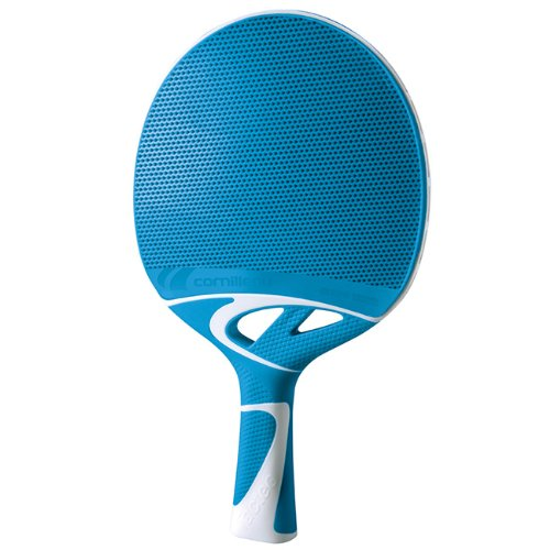Cornilleau Tacteo 30 Racchette Ping Pong, Azzurro