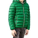 CMP Jungen Isolationsjacke Jacke, Emerald, 140