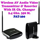 DivineXt 2.4 GHz. 350M. Wireless AV. Aud...