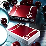 Carte da Gioco Cherry Casino (Reno Red)