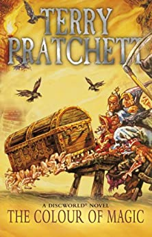 The Colour Of Magic: (Discworld Novel 1) (Discworld series) by [Pratchett, Terry]