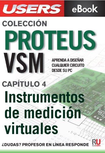 Proteus VSM: Instrumentos de medición virtuales (Colección Proteus VSM nº 4) por Victor Rossano
