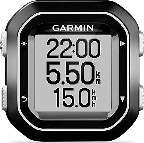 Garmin Edge 25 GPS-Fahrradcomputer - Track-Navigation, GPS & GLONASS, ANT+/Bluetooth