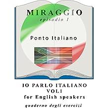 Italian grammar exercises (A1 - B2): (italian notebook) (Italian Edition)