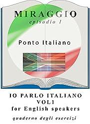 Italian grammar exercises (A1 - B2): (italian notebook)