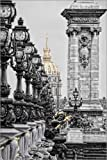 Posterlounge Alu Dibond 120 x 180 cm: Paris pompös von Joachim G. Pinkawa