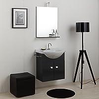 Amazon.it: mobile bagno con lavabo e specchio: Casa e cucina