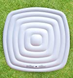 Miweba MSpa Whirlpool B0302010N aufblasbare Abdeckung 145x118cm rechteckig auch universell einsetzbar