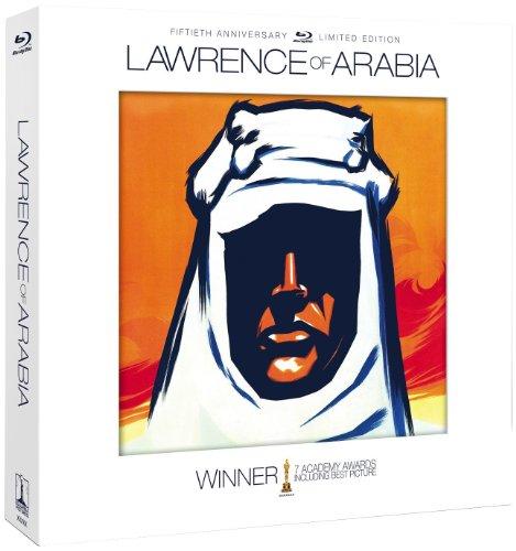 Bild von Lawrence von Arabien - Restored Version [3 DVDs] [Blu-ray] [Limited Edition]