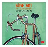 Bike Art by Taliah Lempert 2018 – Wandkalender 30 x 29 cm