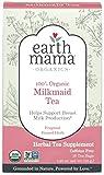 Earth Mama Angel Baby Milkmaid Tea - 1 box of 16 teabags.