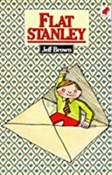 Flat Stanley by Jeff Brown (1989-09-07)