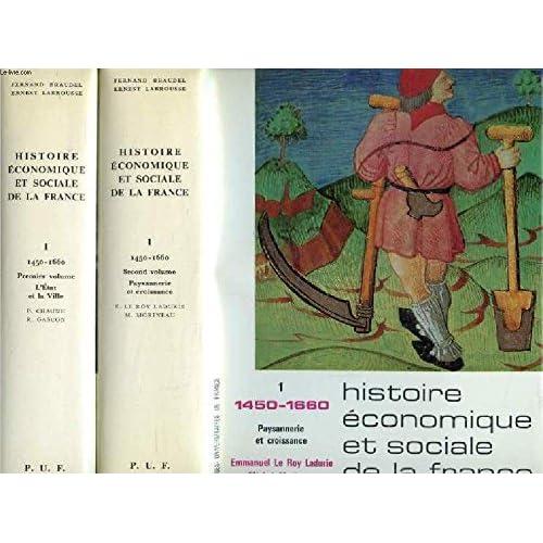 Histoire économique et sociale de la France