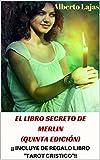 """EL LIBRO SECRETO DE MERLIN QUINTA EDICION: DE REGALO EL LIBRO """"TAROT CRISTICO"""""""