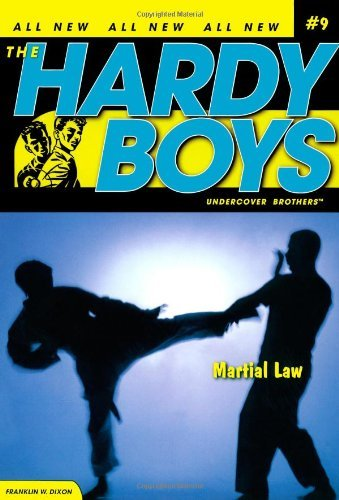 martial-law-hardy-boys-all-new-undercover-brothers-9-by-franklin-w-dixon-2006-04-01