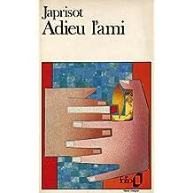 Adieu l'ami / Japrisot, Sébastien / Réf: 24692