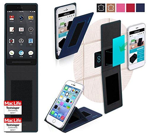 reboon Hülle für Smartisan T1 Tasche Cover Case Bumper   Blau   Testsieger