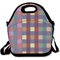 Colorful Seiftüchern Lunchtasche für Männer Frauen Kinder–Beste Reisetasche preisvergleich bei kinderzimmerdekopreise.eu