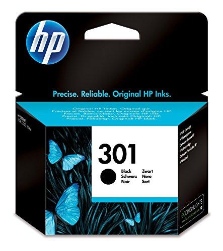 HP CH561EE#301 Original Druckerpatrone, Schwarz