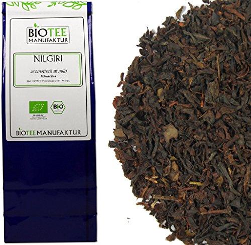 Nilgiri – Bio, Schwarzer Tee lose (1 x 100g)