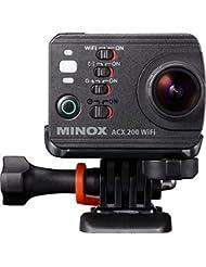 Minox ACX 200 WIFI Camescopes Caméra de Sport 1080 pixels