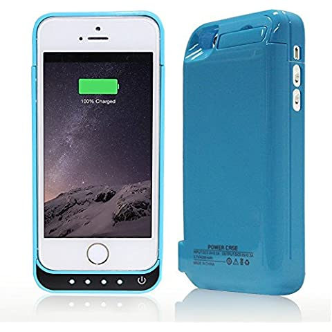 Stoga 4200mAh esteso batteria Backup batteria Caricabatterie caso Backup Power
