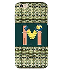 PrintDhaba GRANDbet M D-4145 Back Case Cover for APPLE IPHONE 6 (Multi-Coloured)