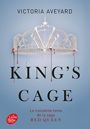 Red queen (3) : King's cage