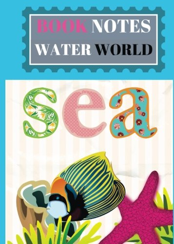 book-notes-water-worldbook-note-animal-sea-cover-120-page-size-5-x-7-inches
