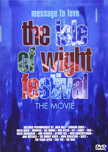 Bild von Message To Love: The Isle Of Wight Festival [US Import]
