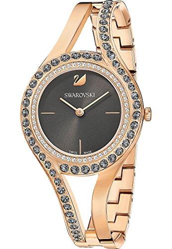 Swarovski Damen-Uhren Analog Quarz One Size Metall 87434575