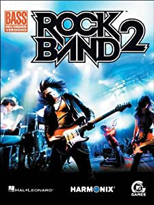 Rock Band 2 - Bass Recorded Versions. Partitions pour Guitare Basse, Tablature Basse
